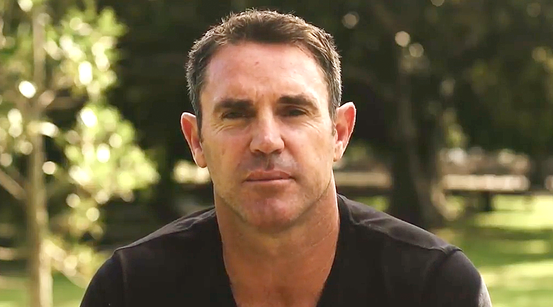 rugby league player Brad Fittler