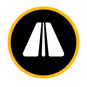Safe roads icon