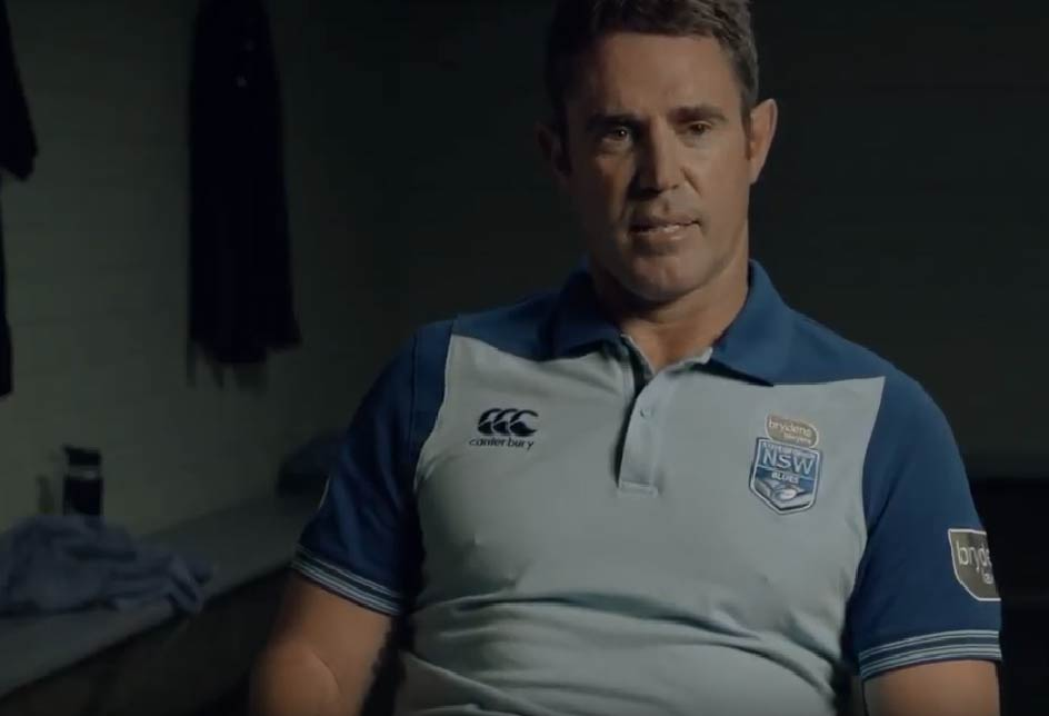 Brad Fittler - Rugby League legend
