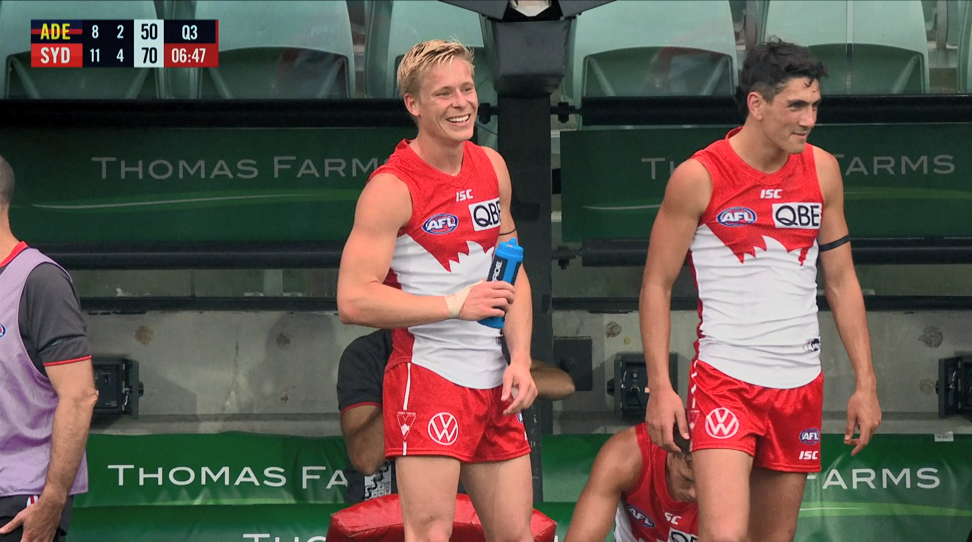 Sydney Swans AFL players